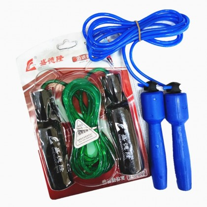 JUMP ROPE Skipping Rope Adjustable Suitable for Adult and Kids 跳绳 可调整长度 适合小孩大人